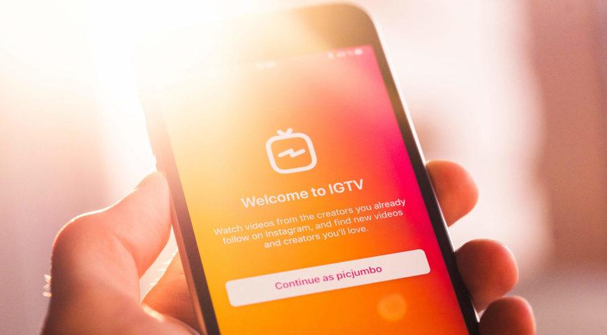 Instagram TV come utilizzarla per il brand