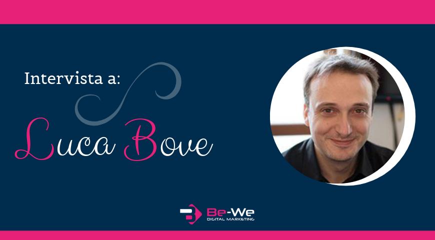 Intervista Luca Bove