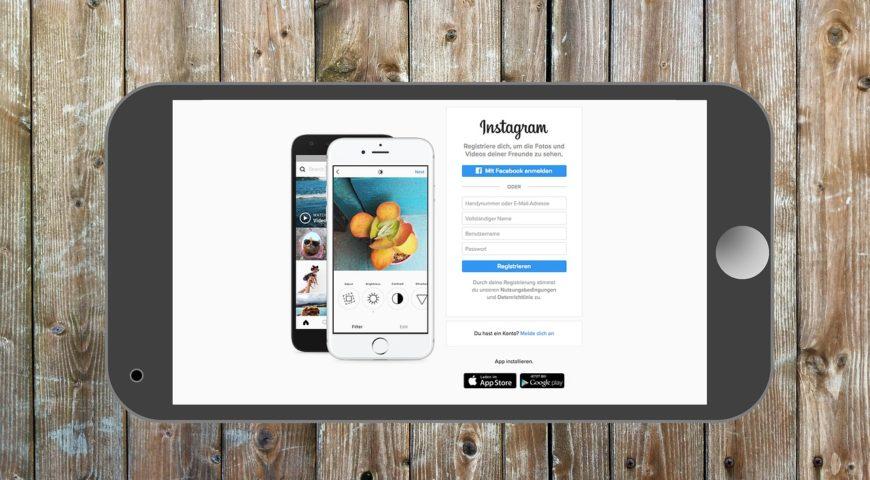 Usare Instagram