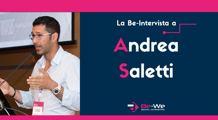 Banner Intervista ANDREA SALETTI