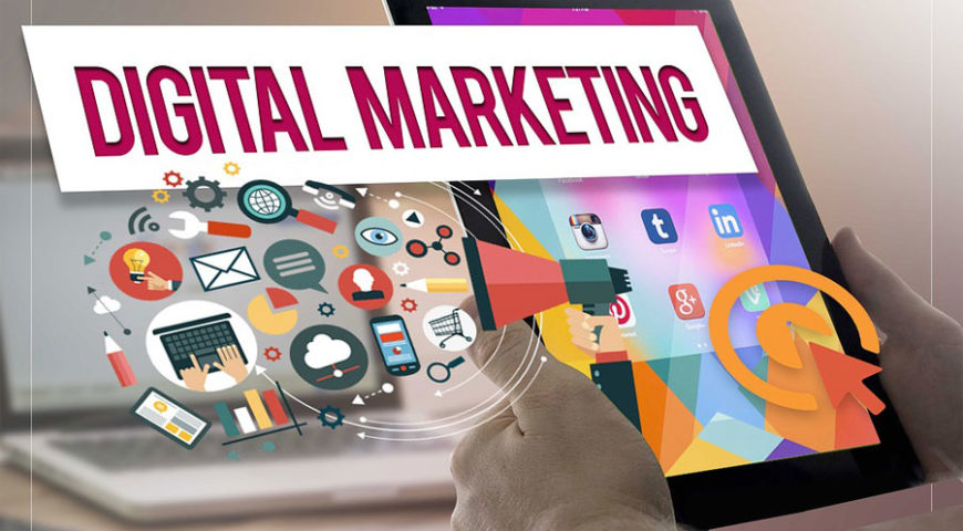 Parola d'ordine: Digital Marketing