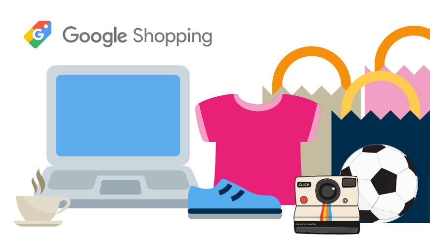 Google Shopping gratuito e disponibile nei risultati organici